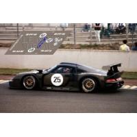 Porsche 911 GT1 - Le Mans Test 1996 nº25