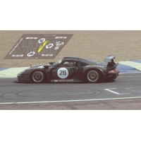 Porsche 911 GT1 - Le Mans Test 1996 nº26