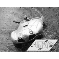 Ferrari 166MM Abarth - Targa Florio 1953 nº28
