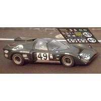 Chevron B16 - Le Mans 1970 nº49