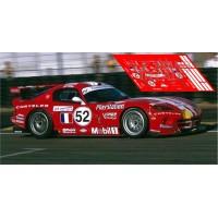 Chrysler Viper GTS - Le Mans 2000 nº52