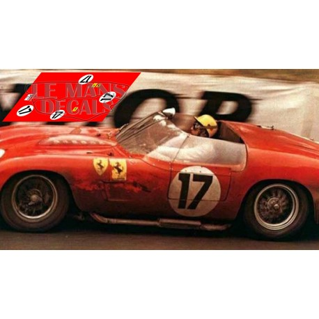 Ferrari 250 TRI/61 - Le Mans 1961 nº17