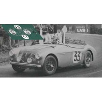 Austin Healey 100S - Le Mans 1953 nº33