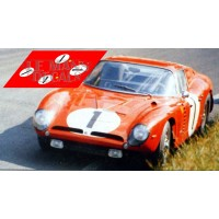 Bizzarrini Iso Rivolta Grifo A3C- Le Mans 1964 nº1