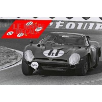 Bizzarrini 5300P - Le Mans 1966 nº11