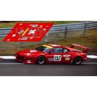 BMW M1 - Le Mans 1985 nº157