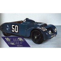 Chenard & Walcker Tank Res - Le Mans 1925 nº50