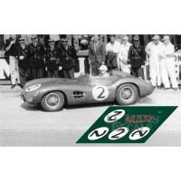 Aston Martin DBR1 - Le Mans 1958 nº2