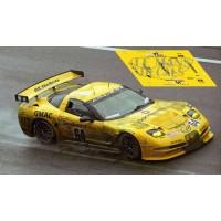 Corvette C5R - Le Mans 2001 nº64