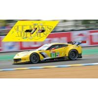 Corvette C7R Z06 - Le Mans 2018 nº63