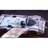 Porsche 956C - Le Mans 1986 nº14