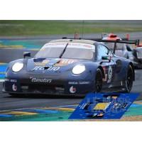 Porsche 911 RSR - Le Mans 2018 nº80