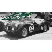 Triumph TR2 - Le Mans 1955 nº28
