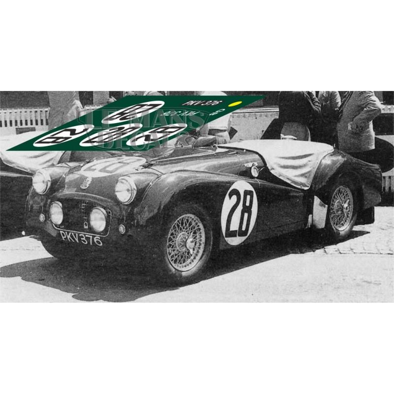 Le Mans 1955 Nº28