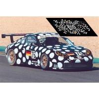 Porsche 996 GT3R - Le Mans Test 2000 nº75