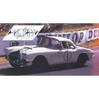 Corvette C1 - Le Mans 1962 nº1