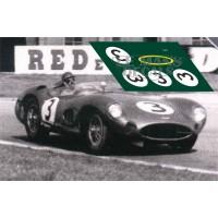 Aston Martin DBR1 - Le Mans 1958 nº3