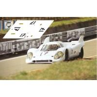 Porsche 917 k - Le Mans test 1971 nº17