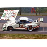 Porsche 935 K1 - 1.000 Km Nurburgring 1976 nº2