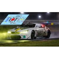 BMW M6 GTLM - 24h Daytona 2017 nº19