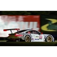 Porsche 911 RSR - IMSA Road Atlanta Petit Le Mans 2018 nº911