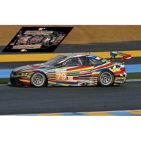 BMW M3 E92 GT2 - Le Mans 2010 nº79
