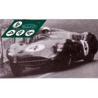 Aston Martin DBR1 - Le Mans 1958 nº4
