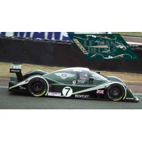 Bentley EXP Speed 8 - Le Mans 2001 nº7
