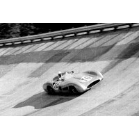 Mercedes W196 Streamliner - GP Italy 1955 nº16