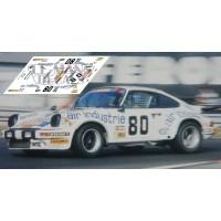 Porsche 911 Carrera RS - Le Mans 1977 nº80