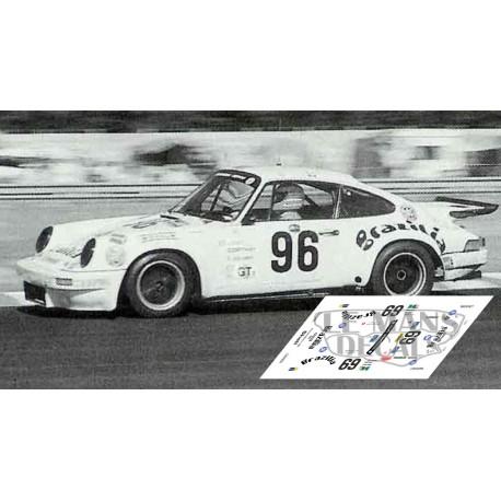Porsche 911 RS - Le Mans 1977 nº96