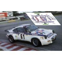 Porsche 911 Carrera RS - Le Mans 1977 nº61