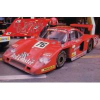 Porsche 935 L  Akin - Le Mans 1982 nº76