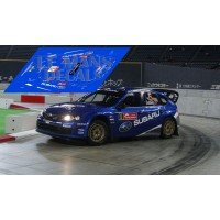Subaru Impreza S14 WRC - Japan Rally 2008 nº5