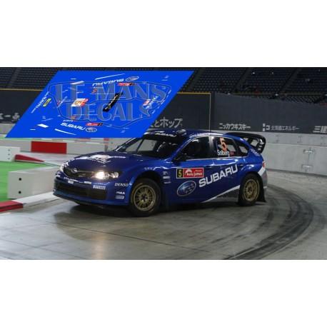 Subaru Impreza S14 WRC - Rally Japón 2008 nº5