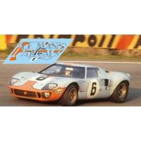 Ford GT40 - Le Mans 1969 nº 6