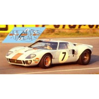 Ford GT40 - Le Mans 1969 nº 7