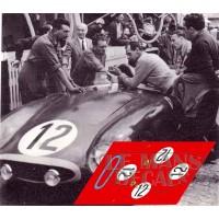Ferrari 750 Monza - Le Mans 1955 nº12