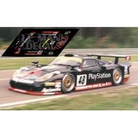 Porsche 911 GT1 EVO - Le Mans 1997 nº25