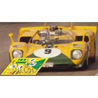 Ferrari 512S - Le Mans 1970 nº9