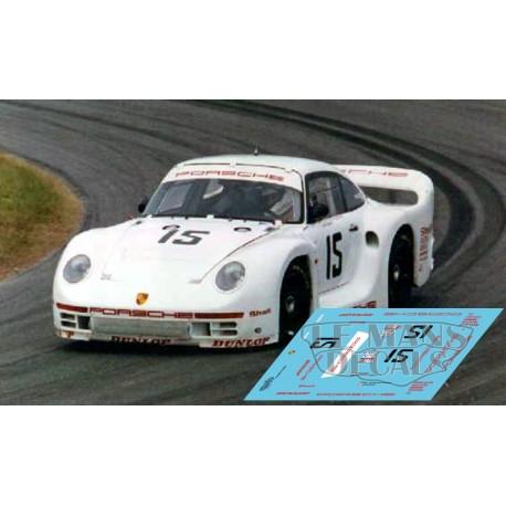 Porsche 961  - Daytona Finale 1986 nº15