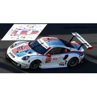 Porsche 911 RSR - Daytona 2019 nº911