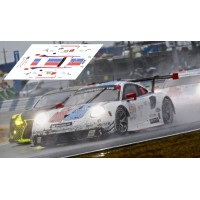 Porsche 991 RSR - Daytona 2019 nº911