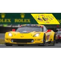 Corvette C7R - 24h Daytona 2019 nº4