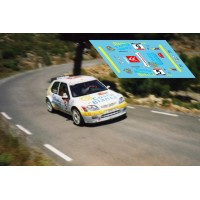 Citroën Saxo Kit Car  - Rally Mediterraneo 2000 nº5