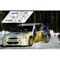Ford Escort WRC - Rallye Montecarlo 1998 nº7