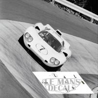 Chaparral 2D - 1.000 Km Nürburgring 1966 nº7