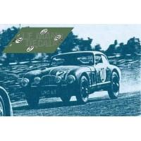 Aston Martin DB1 - Le Mans 1949 nº27