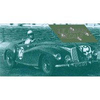 Aston Martin DB1 - Le Mans 1949 nº29