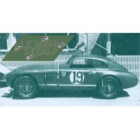 Aston Martin DB2 - Le Mans 1949 nº19